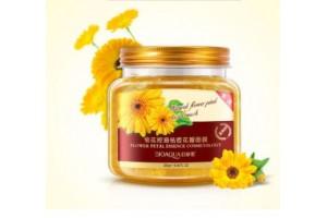BioAqua Flower Petaal Essence ночная маска с лепестками Хризантемы